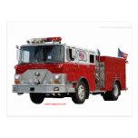 Fire_Truck_Flags Postal