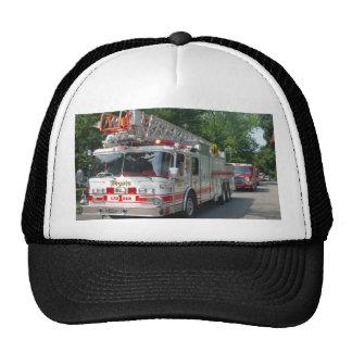 Fire Truck Hat