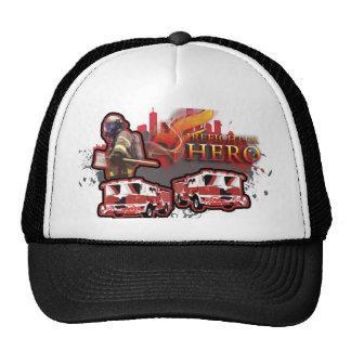 Fire Truck Hats