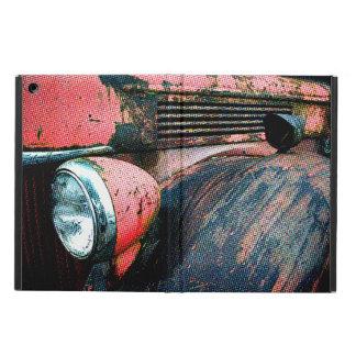 Fire truck iPad Air Case