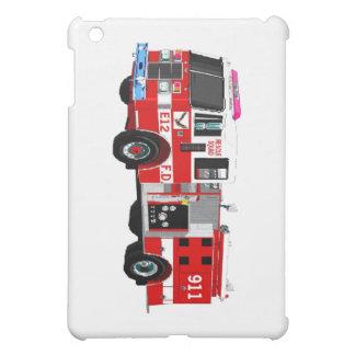 FIRE TRUCK iPad MINI CASE
