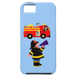 Fire Truck iPhone 5 Case