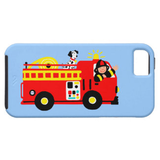 Fire Truck iPhone SE/5/5s Case