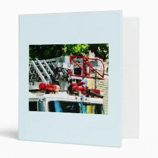 Fire Truck Ladder Binder