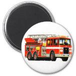 Fire Truck Magnet Magnet