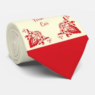 Fire Truck Pedal Car Neck Tie