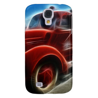 Fire Truck Red Hero Destiny Gifts Galaxy S4 Covers