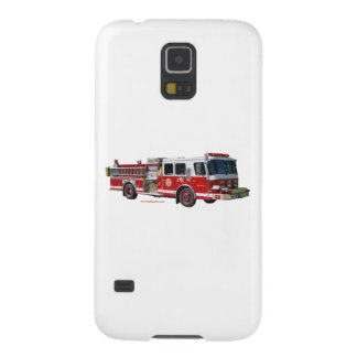Fire_Truck_texturizer Galaxy S5 Case