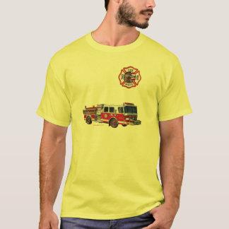 Fire_Truck_texturizer T-Shirt