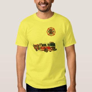 Fire_Truck_texturizer Tee Shirt