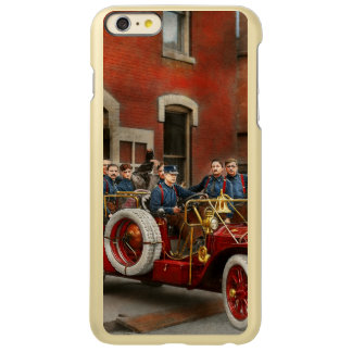 Fire Truck - The flying squadron 1911 Incipio Feather Shine iPhone 6 Plus Case
