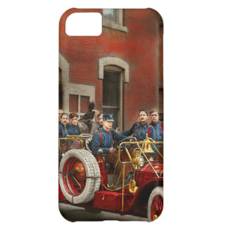 Fire Truck - The flying squadron 1911 iPhone 5C Case