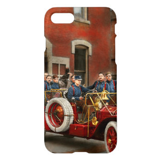 Fire Truck - The flying squadron 1911 iPhone 7 Case