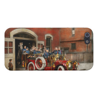Fire Truck - The flying squadron 1911 iPhone SE/5/5s Cover