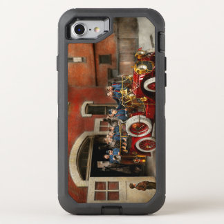Fire Truck - The flying squadron 1911 OtterBox Defender iPhone 7 Case