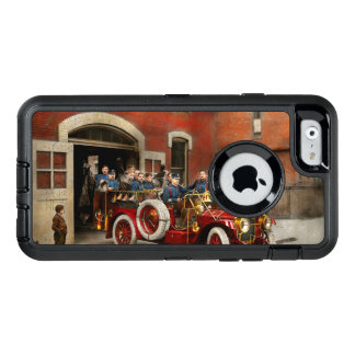 Fire Truck - The flying squadron 1911 OtterBox Defender iPhone Case
