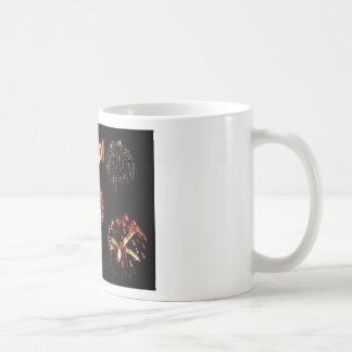 Fire Up!  Fireworks Coffee Mug