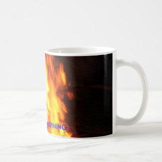 , FIRE UP YOUR MORNING COFFEE MUG