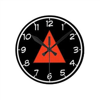 Fire Wall Clocks