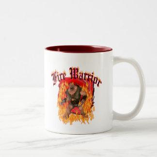 Fire Warrior Mug