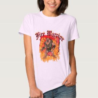 Fire Warrior T Shirt