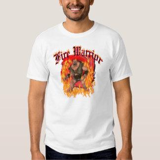 Fire Warrior T-shirt