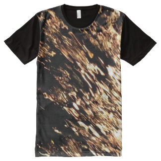 Fire Water All-Over-Print Shirt