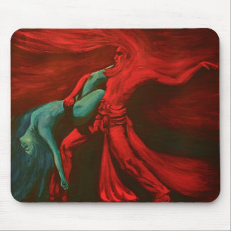 Fire & Water Sacred Dance .... Mouse Pad