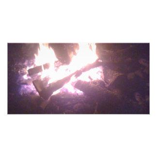 Fire wear card