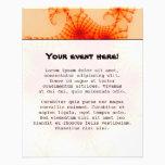 Fire Web - Fractal Art Flyer