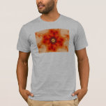 Fire Web - Fractal Art T-Shirt