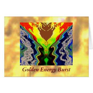 Fire Within - Spiritual Volcano card