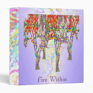 FIRE WITHIN -  to Lead and Inspire Binder