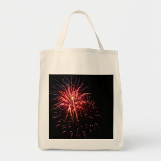 Fire Works 2 Tote Bag