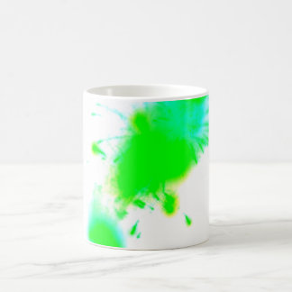 Fire works/Green # 2 Coffee Mug