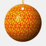 fire world christmas ornaments