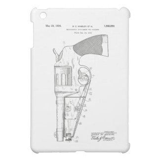 Firearms attachment patent - circa 1934 iPad mini case