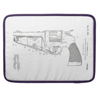 Firearms attachment patent - circa 1934 MacBook pro sleeve