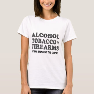 Firearms T-Shirt