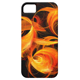 Fireball Abstract Art iPhone 5 iPhone SE/5/5s Case