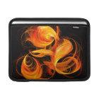 Fireball Abstract Art Macbook Air MacBook Air Sleeve