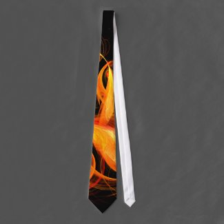 Fireball Tie