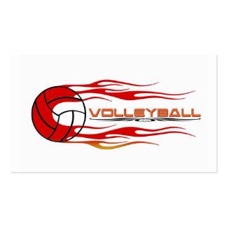 Fireball Business Card