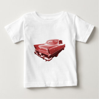 Fireball fury 1956 Plymouth tail fins Baby T-Shirt