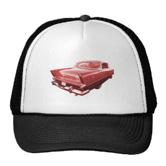 Fireball fury 1956 Plymouth tail fins Hats