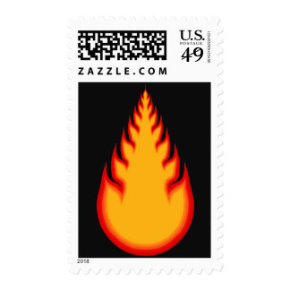 Fireball Graphics: Fire Ball: Flames Stamps