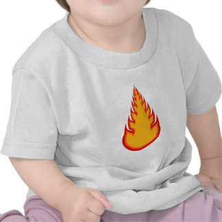 Fireball Graphics Fire Ball Flames Tshirt