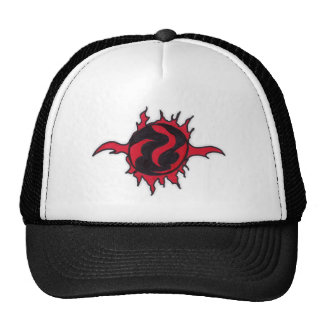 Fireball Mesh Hats