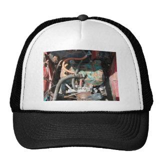 fireball trucker hat