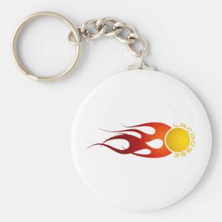 Fireball Keychain